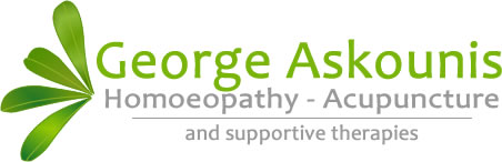 George Askounis - Homoeopathy, Acupuncture, Buteyko TechniqueTui Na Massage, Kanpo Alternative Health Therapies